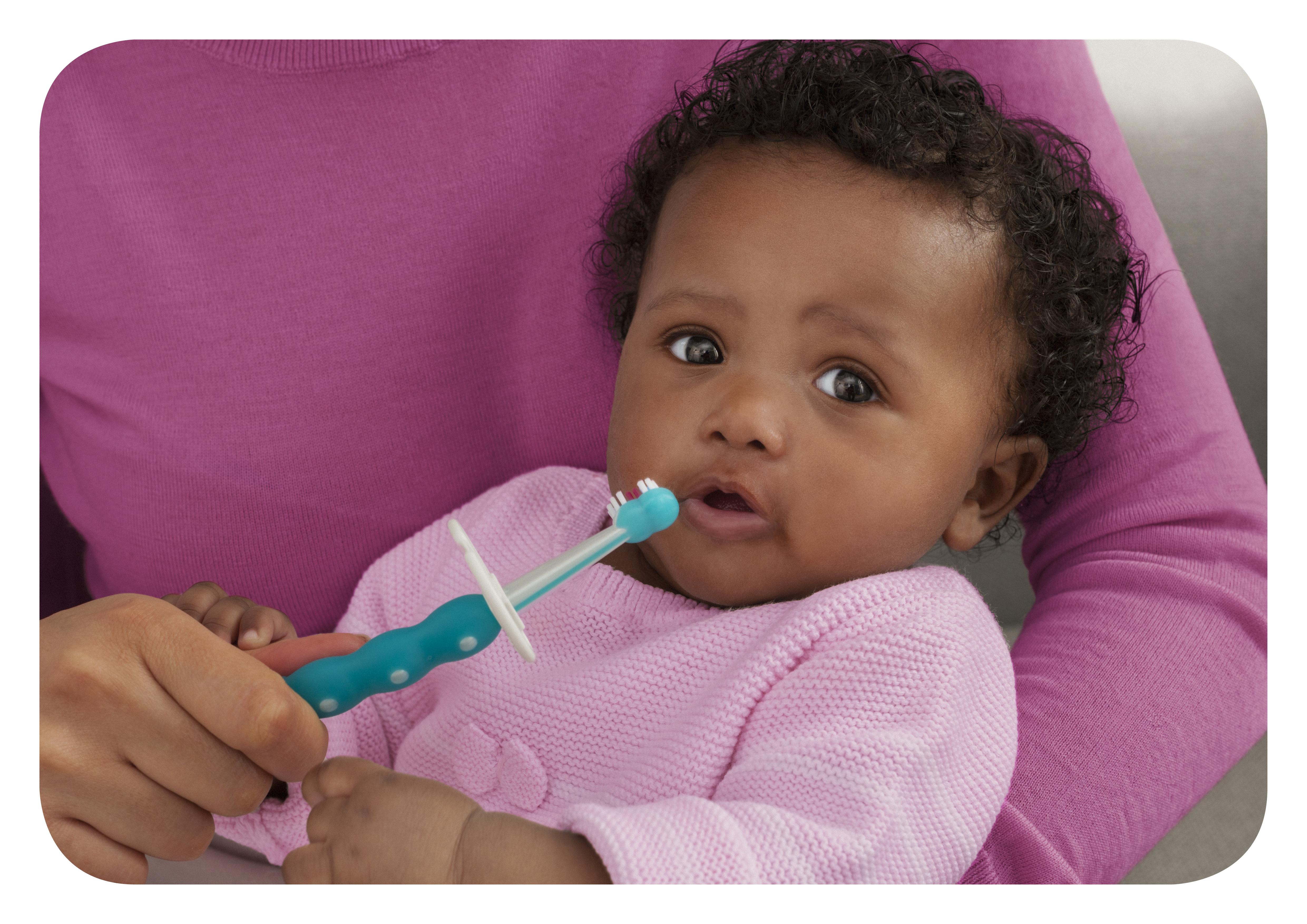 hvornår skal man børste tænder