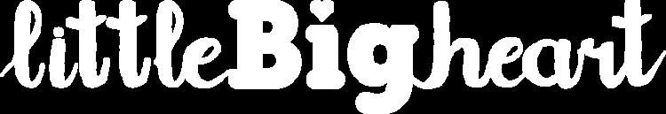 """""""little big heart"""" logo"""
