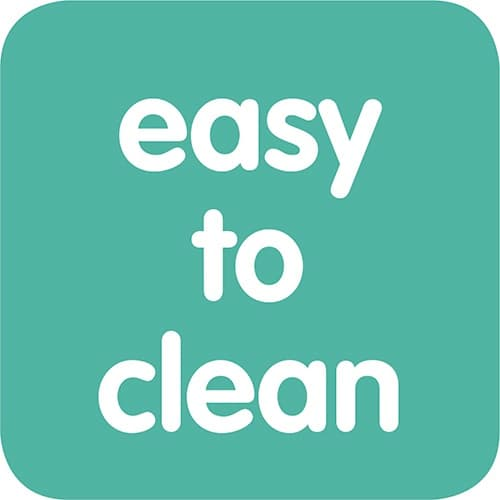 This product is easy to clean