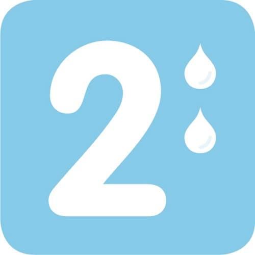 Prędkość przepływu 2: idealny do pokarmu matki i mleka modyfikowanego