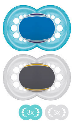 MAM Individual 6+ - Soother