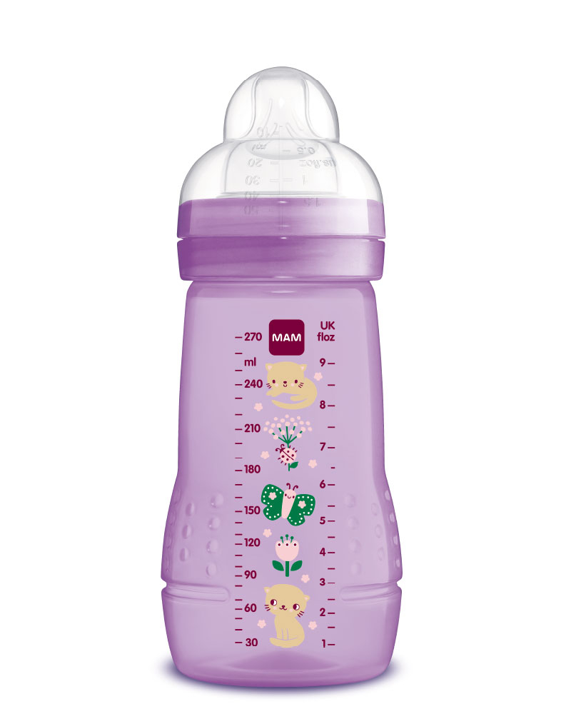Easy Active™ Baby Bottle Organic Garden 270ml