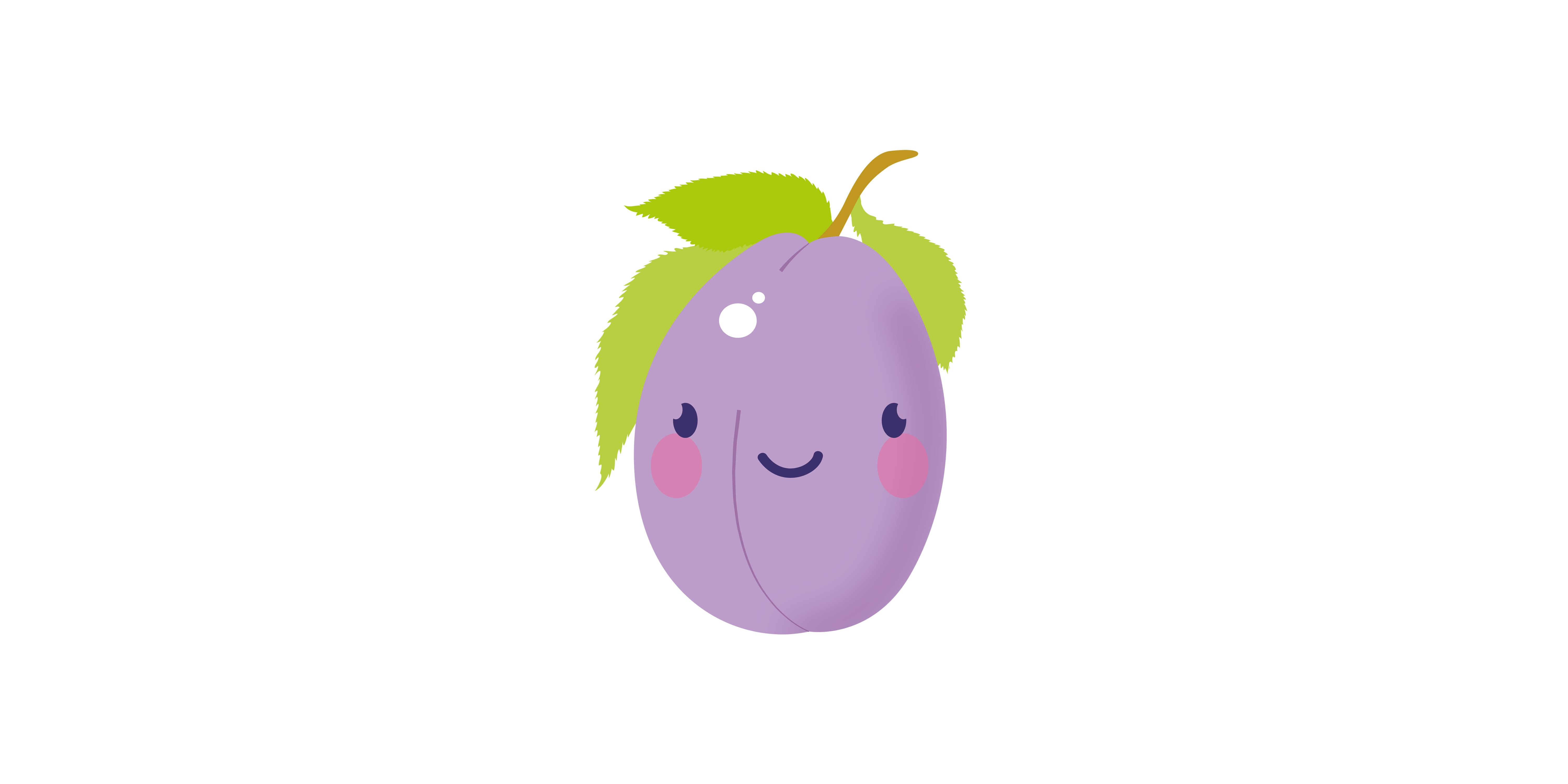 Your baby is now about the size of a plum.