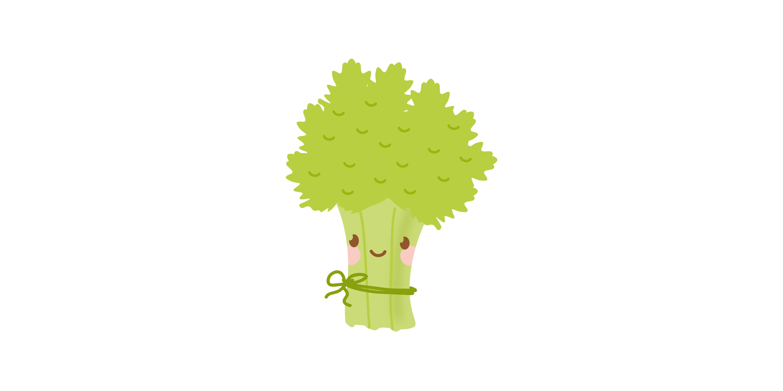 À ce stade, votre bébé est aussi grand qu'un céleri-branche.