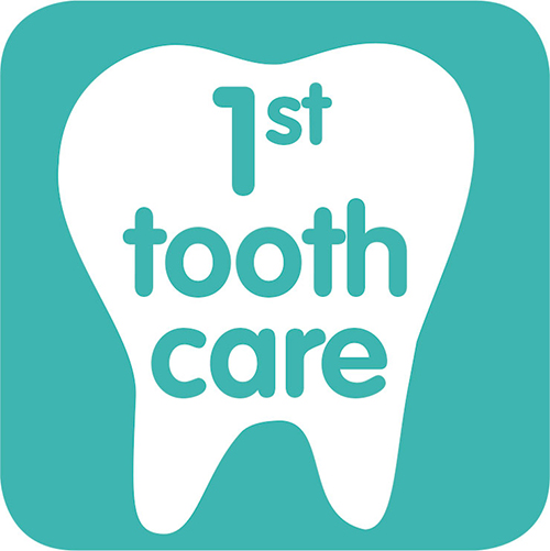 1st tooth care - ideal for cleaning babys gums and first teeth
