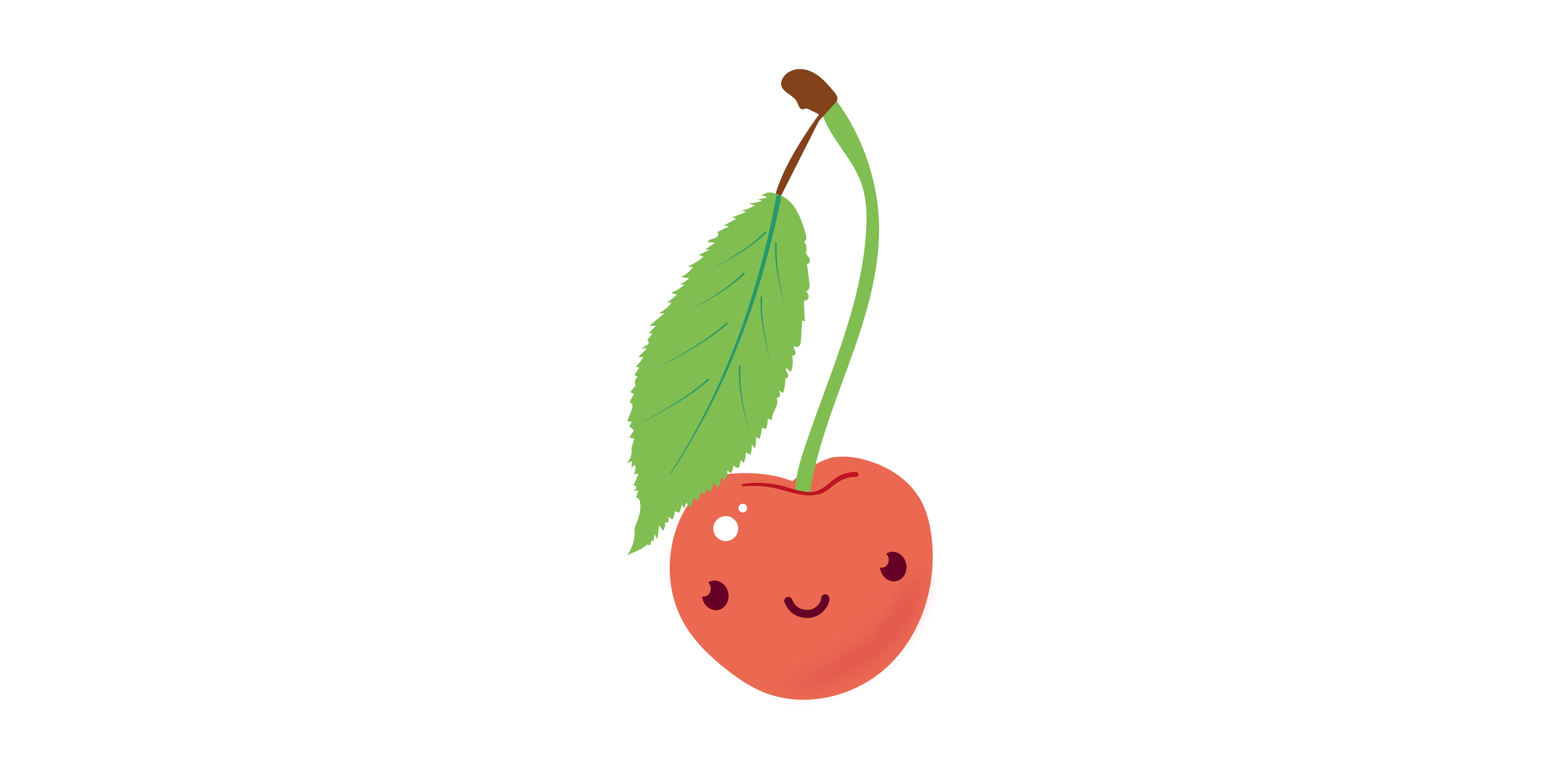 Your baby is now about the size of a cherry.