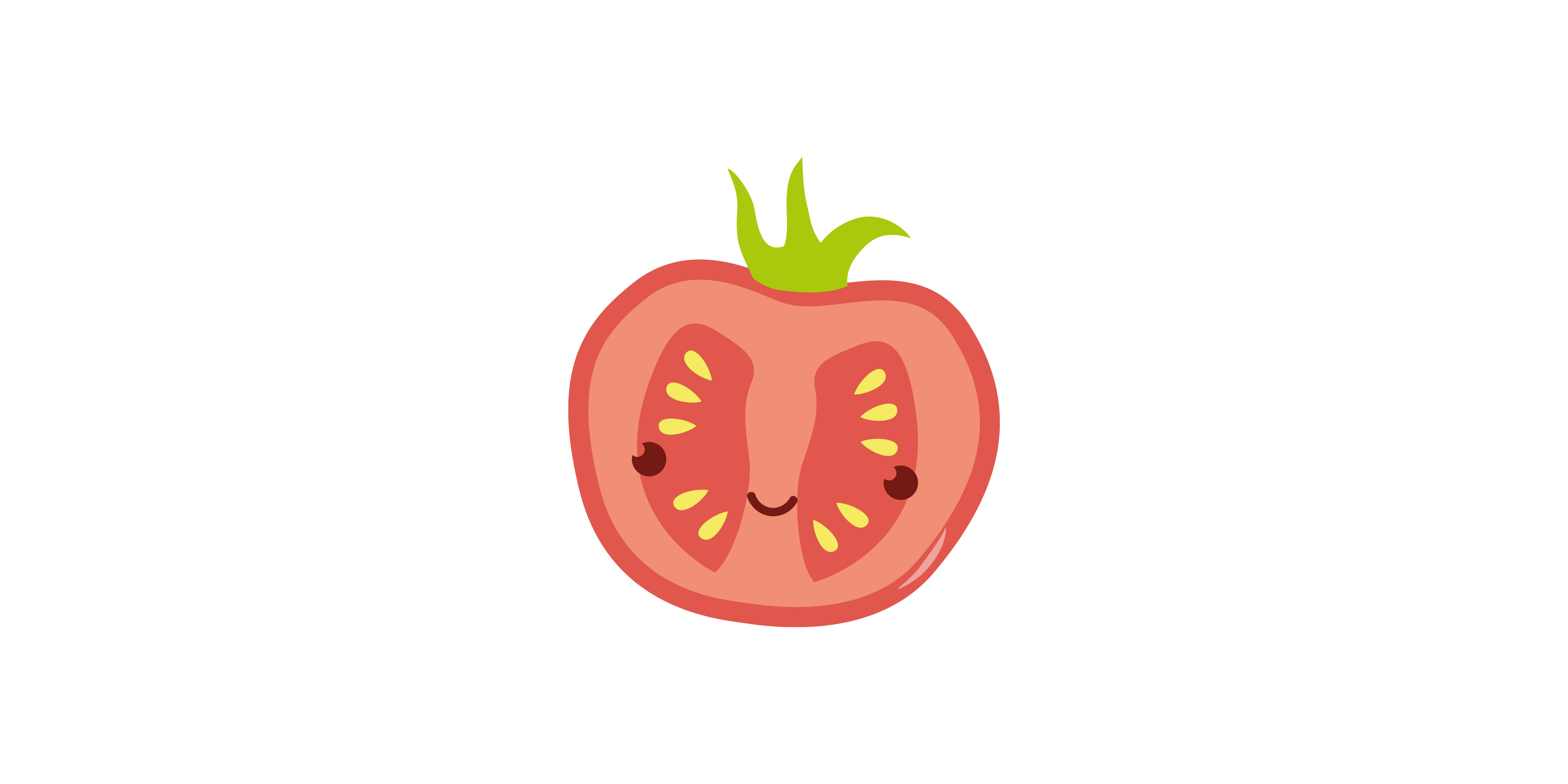 Your baby is now roughly the size of a little tomato.