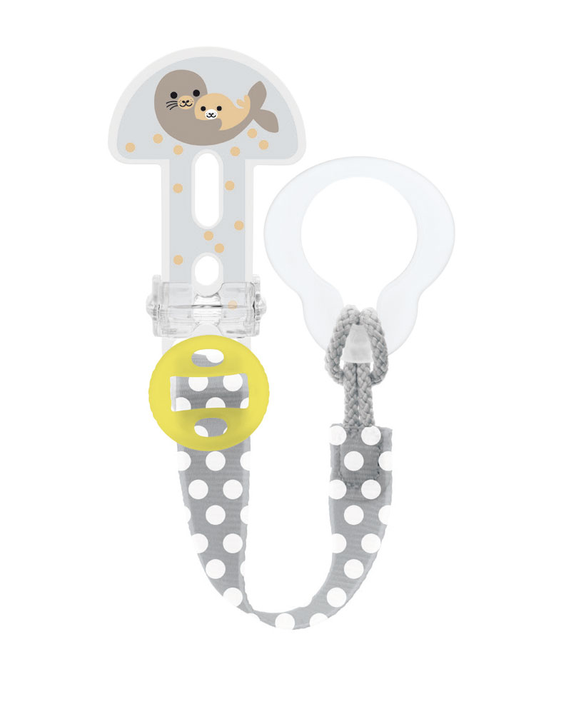 MAM Clip it! Flow - Pacifier Clip