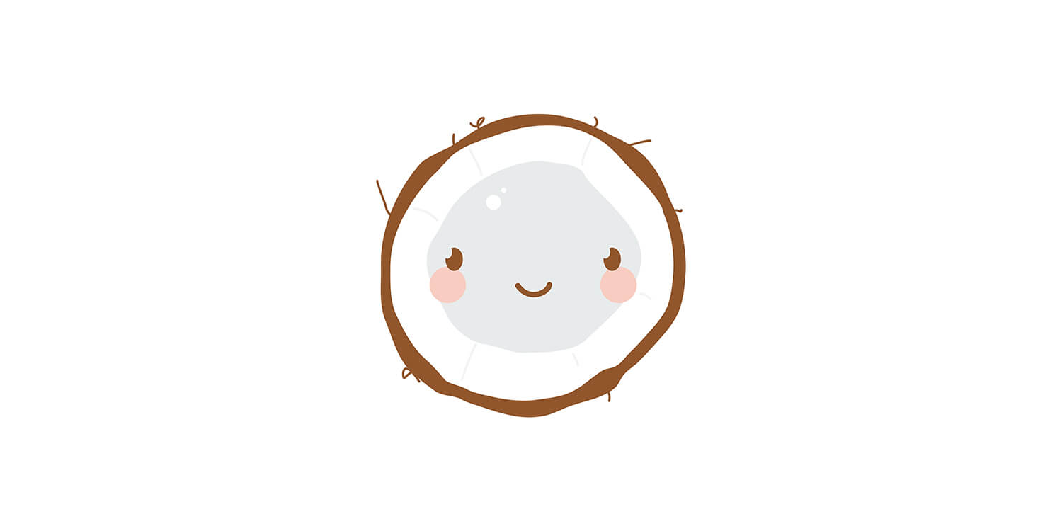 Your baby is now about the size of a coconut.