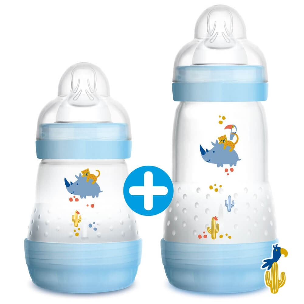Easy Start™ Anti-Colic Nature Safari 160ml & 260ml Combi