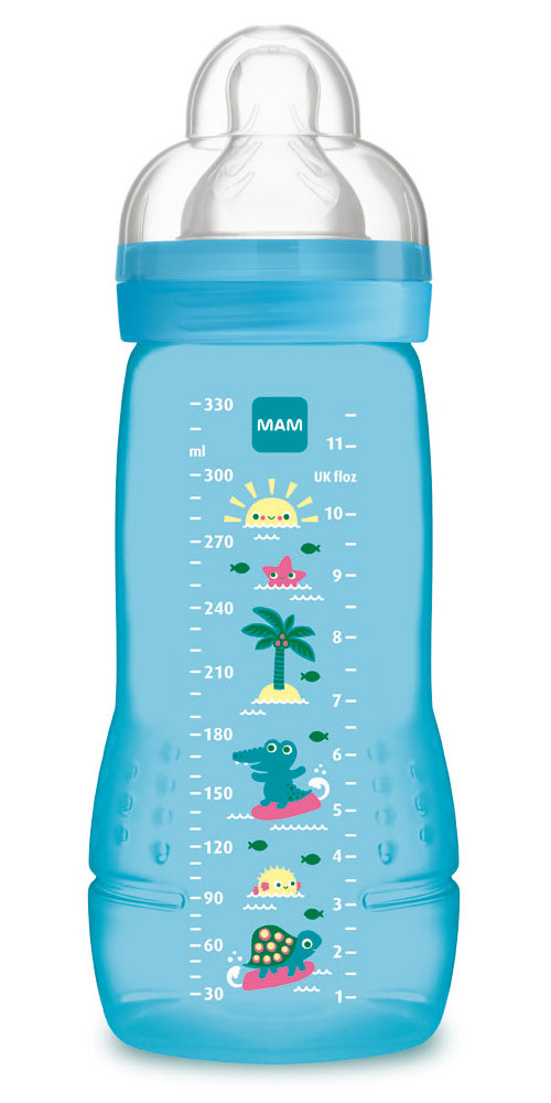 Easy Active™ Baby Bottle 330ml Paradise Island