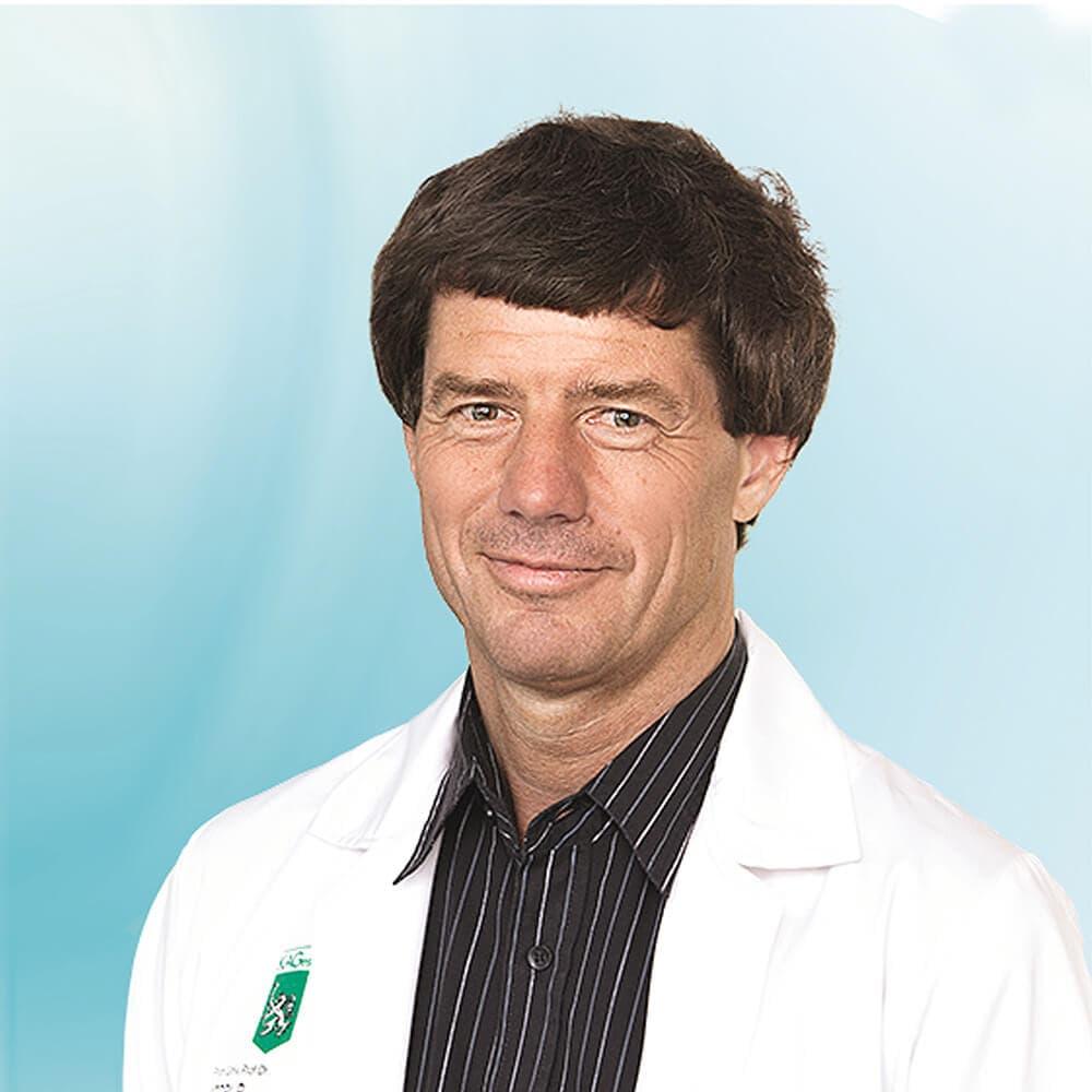 Prof-Dr-Reinhold Kerbl, portrait