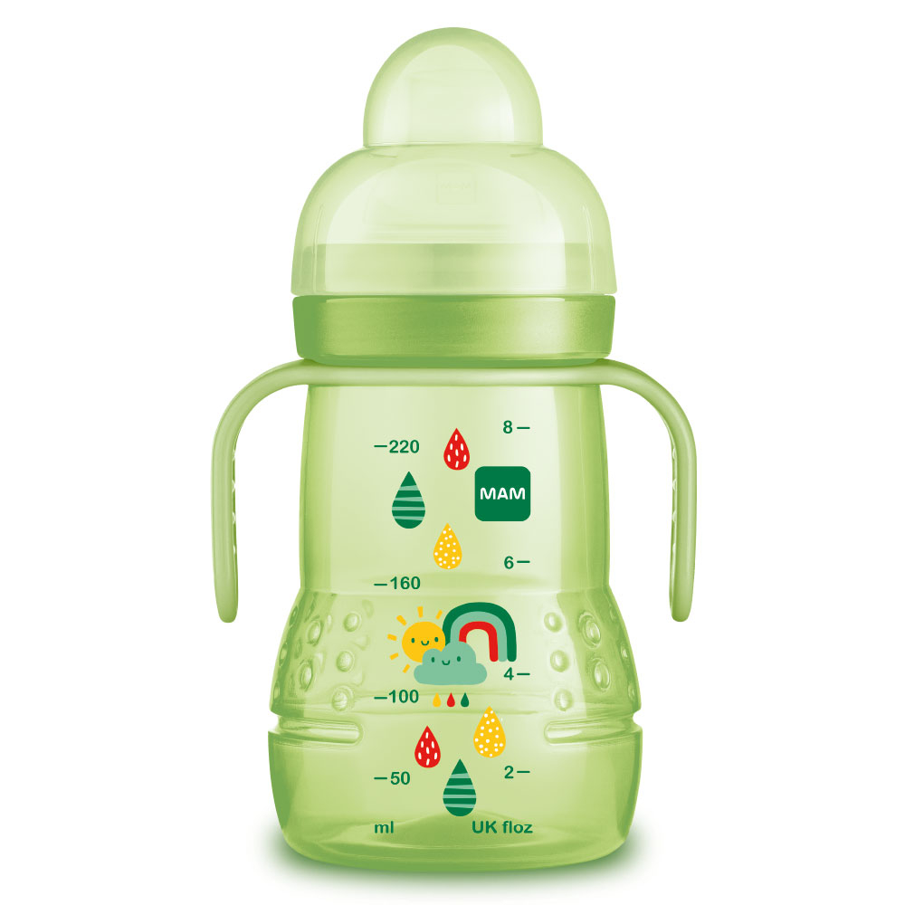 Trainer+ 220ml Space Love - Baby Bottle & Cup