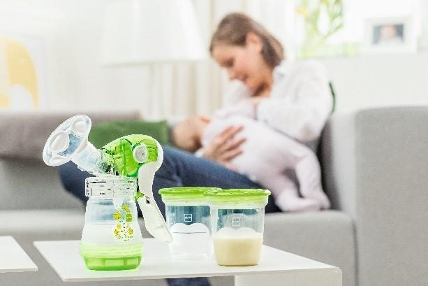 Mange nybakte mødre blir anbefalt å kjøpe en brystpumpe 44a26fe6c7bac