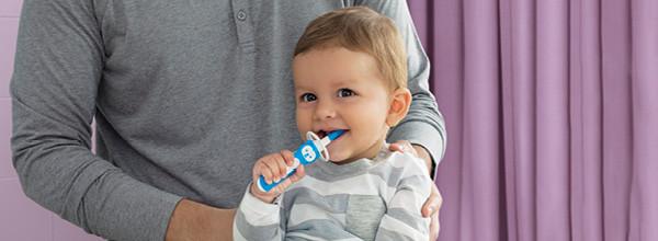 Higiene oral desde o início