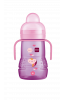 MAM Copo Trainer+ 220ml, rosa MAM Copo Trainer+ 220ml