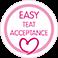 Easy teat acceptance