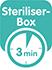 sterilising box